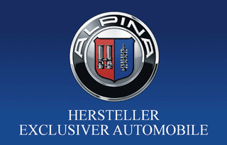 Alpina - Hersteller exclusiver Automobile