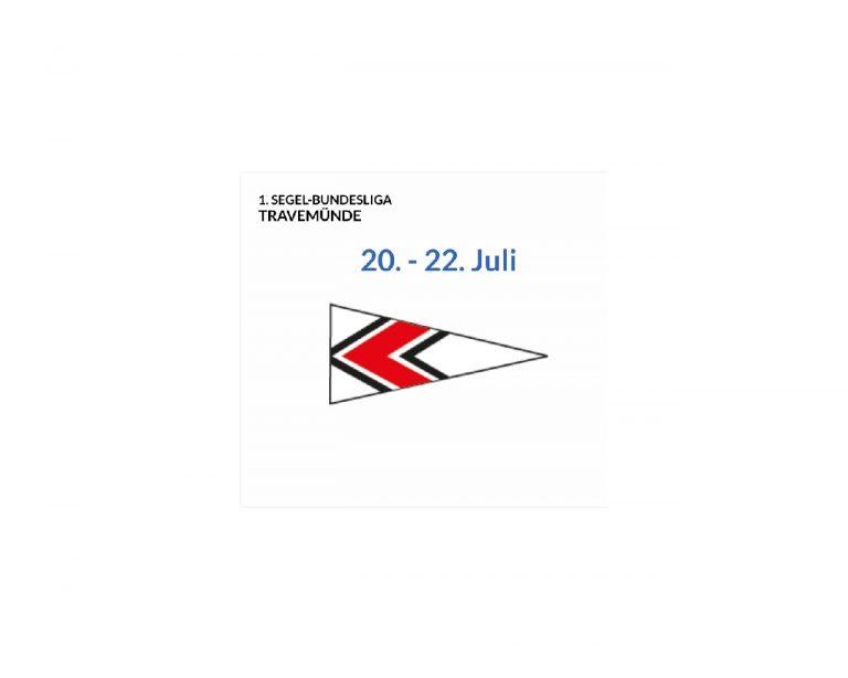 3.Spieltag der Segelbundesliga in Travemünde