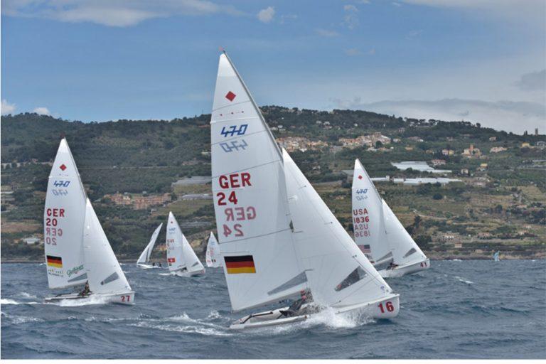 Start zum Weltcupfinale in Marseille - Böhm/Goliaß auf Rang 16