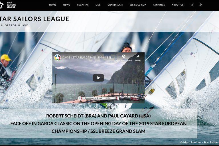 Axel Hampe startet bei der EM der Stare am Gardasee gut in die Serie