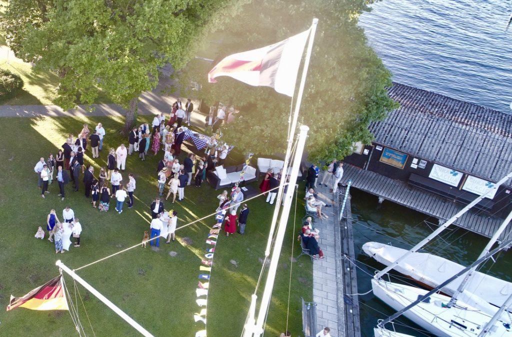 Stiftungsfest und Bootstaufen wieder ein voller Erfolg