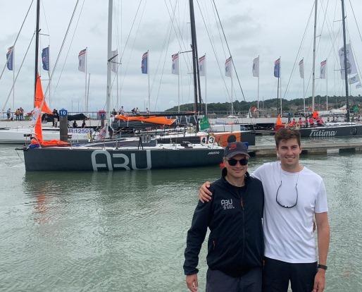 Fastnet Race - Christian Teichmann und Hugh Brayshaw müssen leider aufgeben