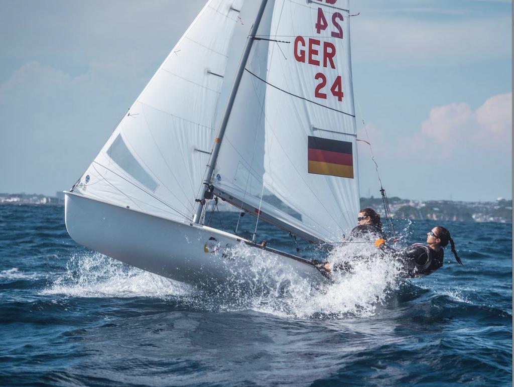 Ready Steady Tokyo - Nadi Böhm und Ann-Christin Goliaß beenden den vorolympischen Testevent auf Rang 17