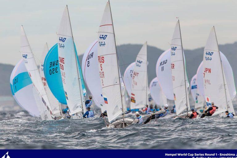 Worldcup Enoshima - Nadi Böhm und Ann-Christin Goliaß auf Rang 12