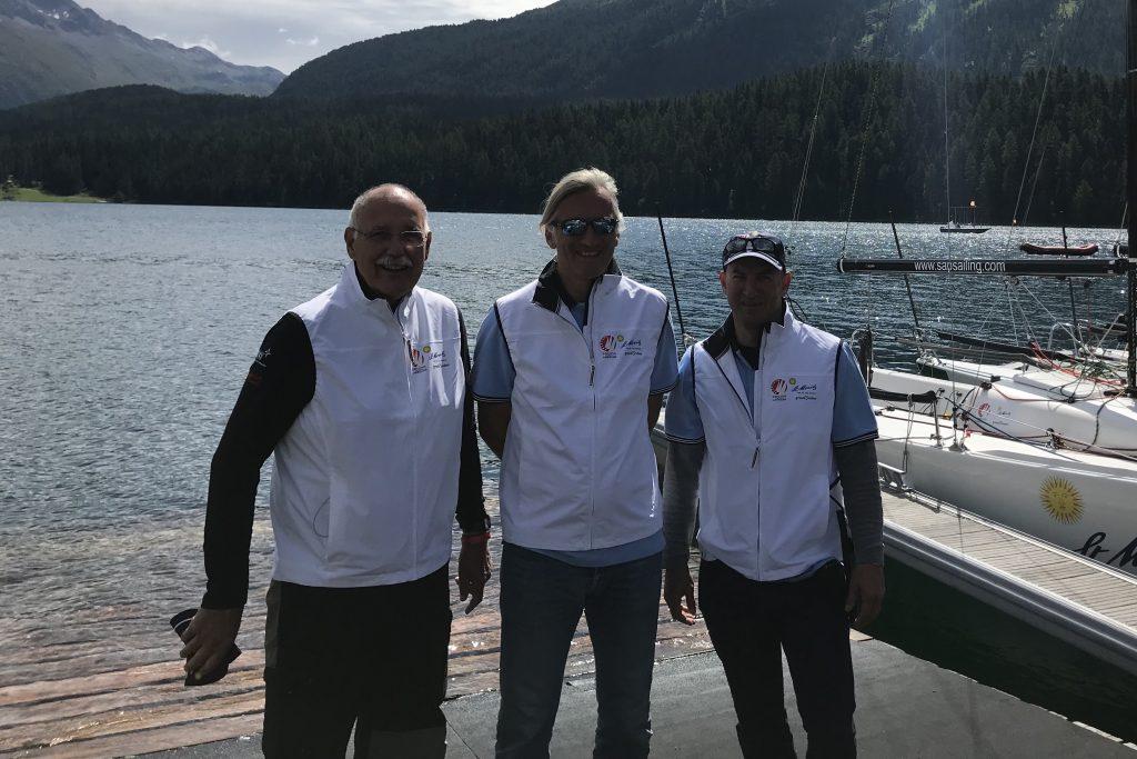 Sailing Champions League  DTYC Crew stellt Wettfahrtleitung