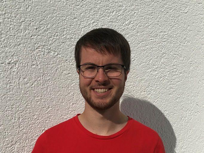 Wir begrüßen Moritz Popp als unseren neuen Bundesfreiwilligendienstleister im DTYC