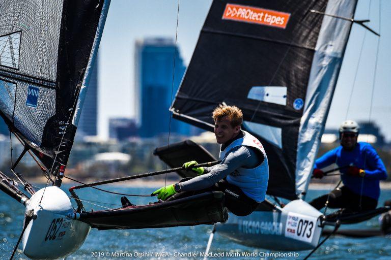 Motte Australische Meisterschaft - Kai Adolph auf Rang 3 in der Masterswertung
