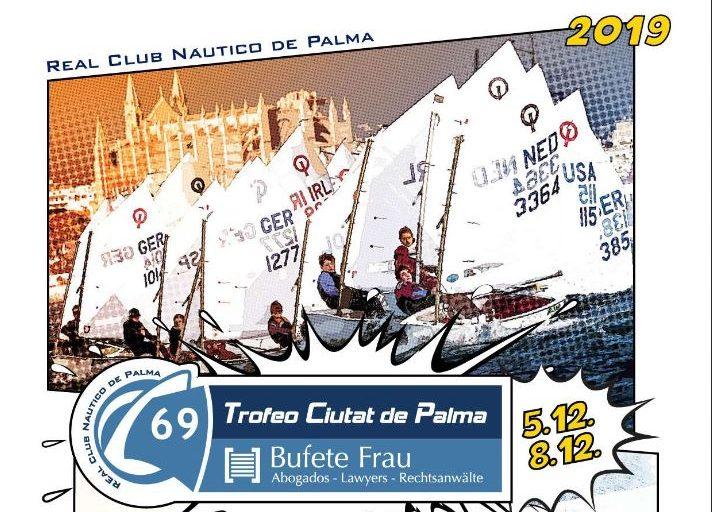 Optiregatta vor Palma - Drei DTYC Talents bei der Trofeo Ciutat de Palma