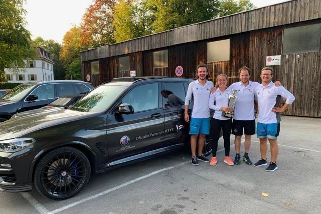 J70  - DTYC BL Team gewinnt Oktoberfestpreis im BYC