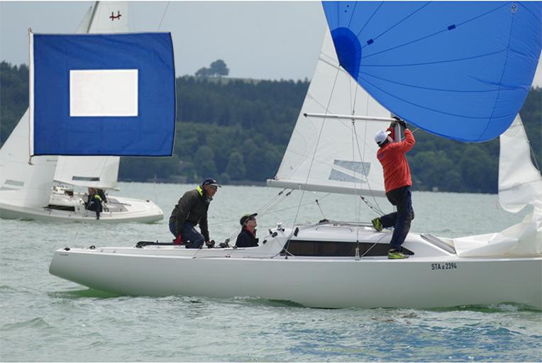 Regatta im DTYC - 1. Day Race  am 11. Juni um 13 Uhr - Münchener Woche ist abgesagt!