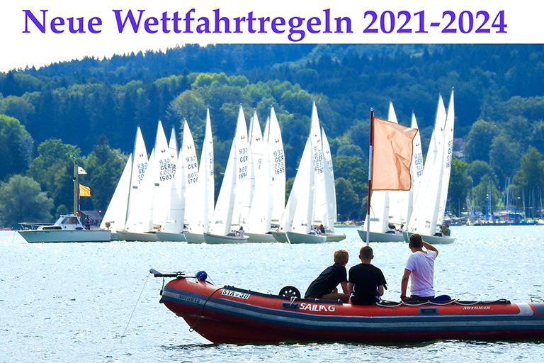 Save The Date - Schifferrat erklärt die Wettfahrtregeln 2021-2024