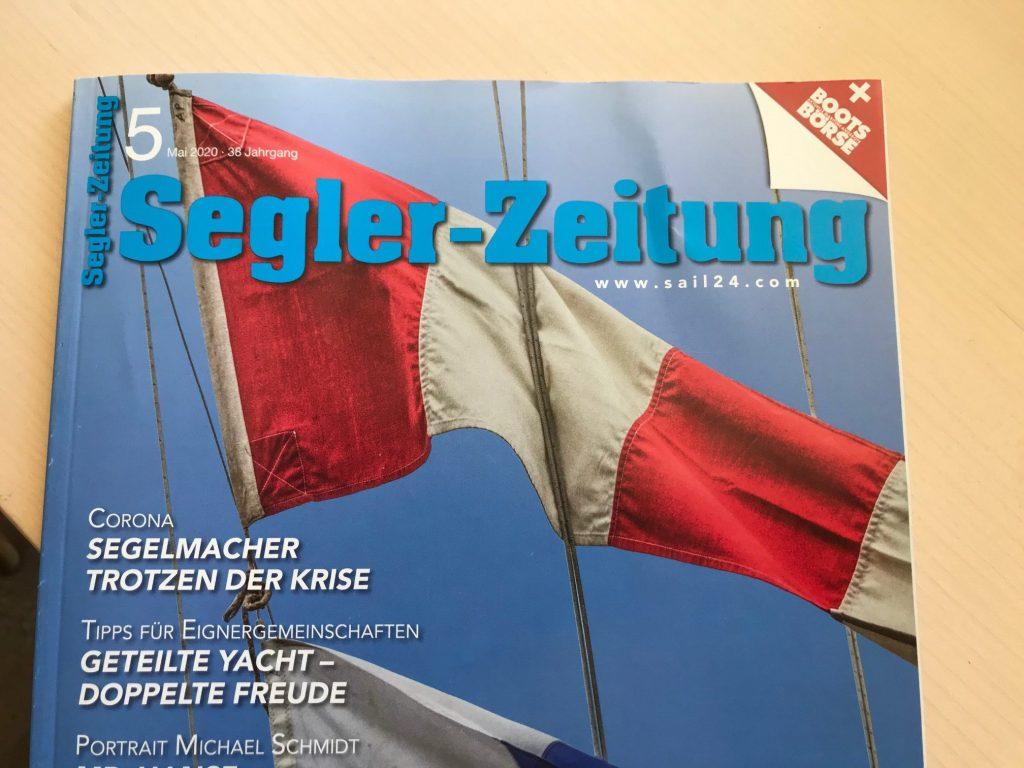 Gratis Abo der Segler-Zeitung für Mitglieder der Vereine im BSV