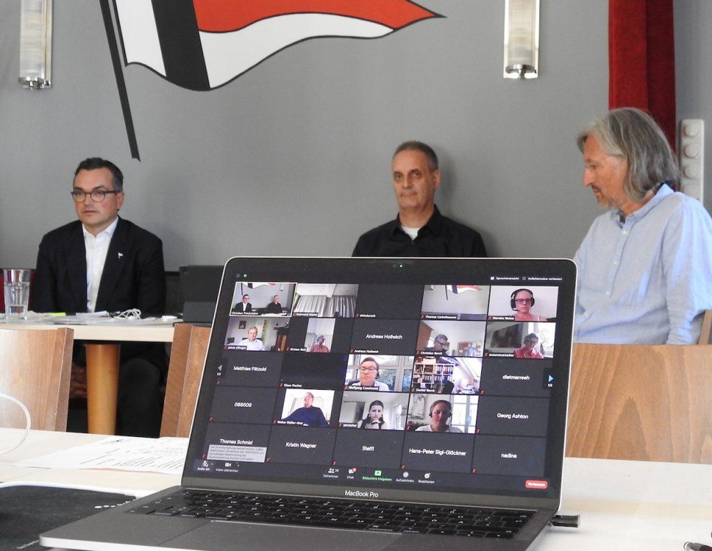 Neuer Vorstand im DTYC – Erste Mitgliederversammlung im Internet