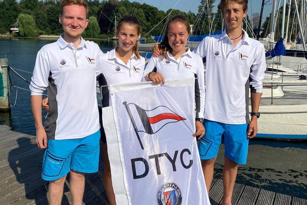 Junioren-Segel-Liga - DTYC-Juniorteam auf Rang 3 - J70 Italia Cup - DTYC-Damen auf Platz 28
