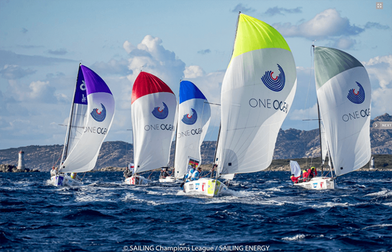 Sailing Champions League - DTYC auf Platz 18