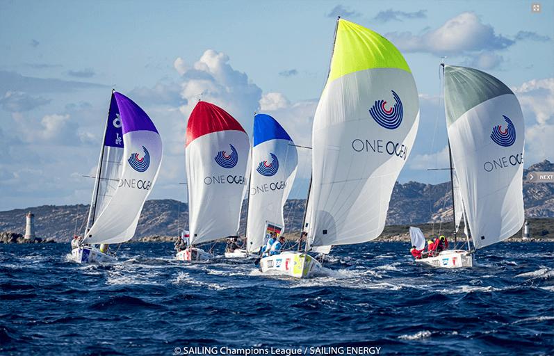 Sailing Champions League - DTYC auf Platz 18