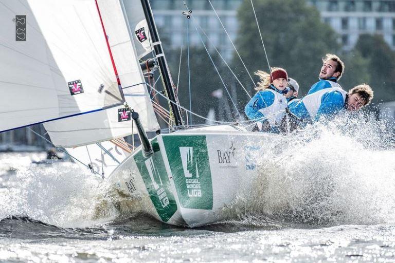 Sailing Champions League vom 15. - 18.10. - DTYC startet heute ins Finale