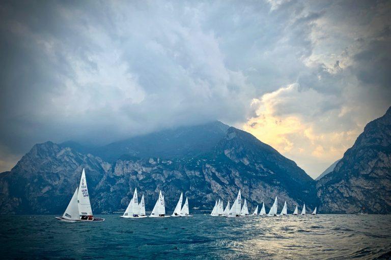 Drachen HDW-Cup Gardasee - Michi Lipp auf Platz 2