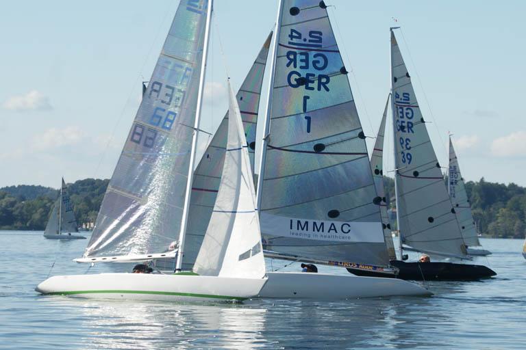 IDM 2.4mR - Platz 26 für Odin Grupe
