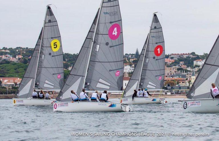 Woman Sailing Champions League - DTYC Team auf Rang 6